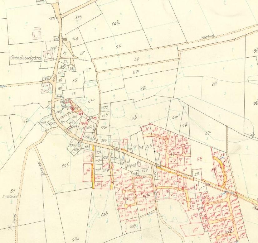 Matrikel Og Historiske Kort